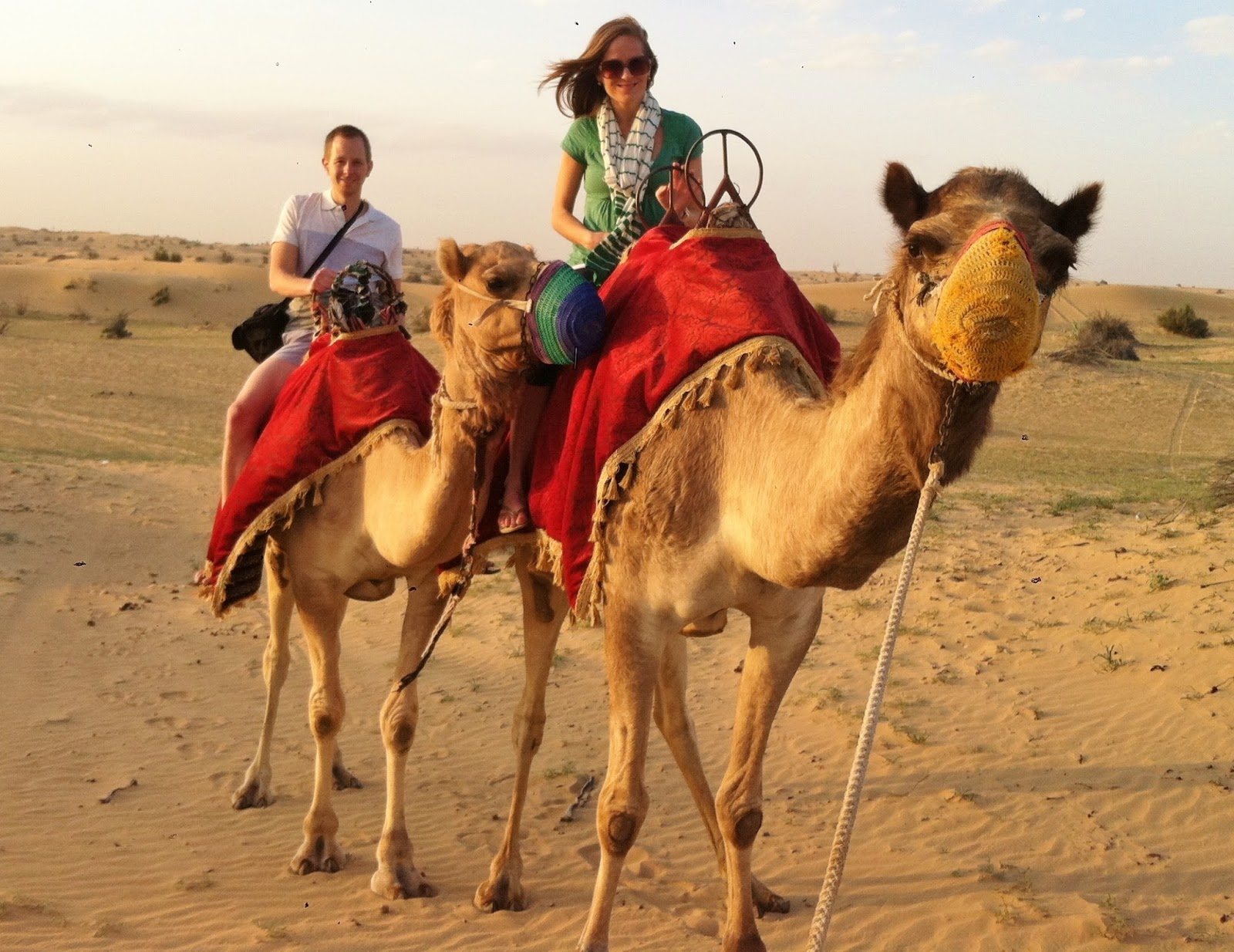 CAMEL SAFARI 2 - Best Tip For Enjoying The Desert Safari Tour