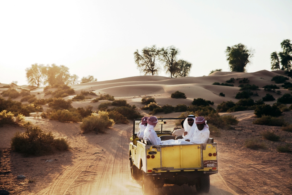 CAMEL SAFARI 4 - Best Tip For Enjoying The Desert Safari Tour
