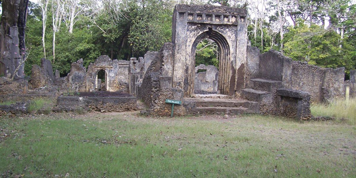 Gedi002 - Historical & Cultural Sites in Kenya: Gedi ruins