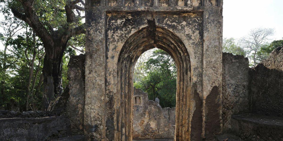 Gedi004 - Historical & Cultural Sites in Kenya: Gedi ruins