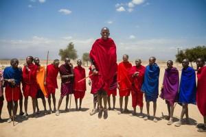 safari6 300x200 - Samburu dance - Kenya
