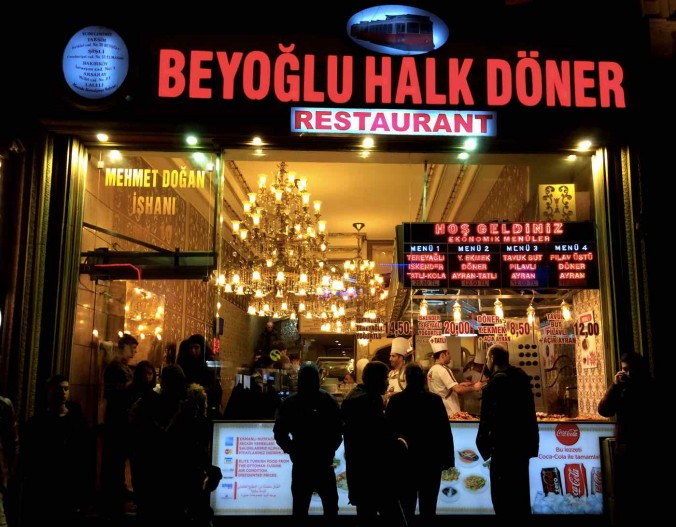DonerHouse - 7 Unique Experiences to Have In Istanbul, Turkey