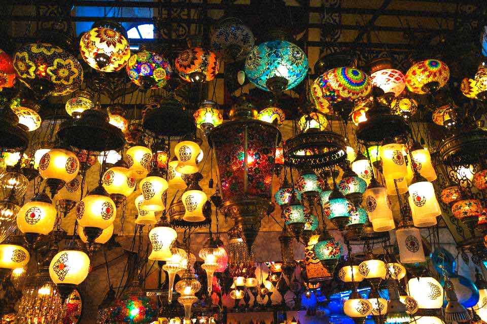 GrandBazaar - 7 Unique Experiences to Have In Istanbul, Turkey