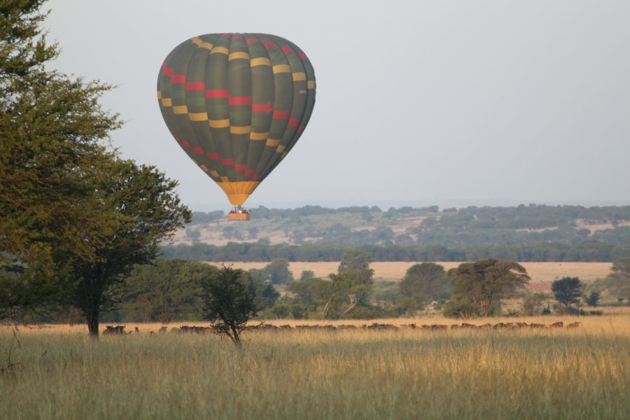 hotairbaloon - 5 Awesome Facts About Safaris In Kenya That You Didn't Know About