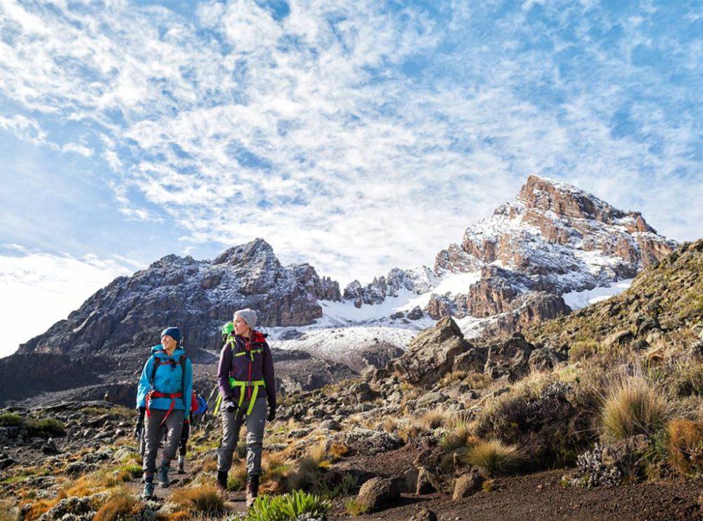 climbing3 1000x741 - Climbing Mount Kilimanjaro