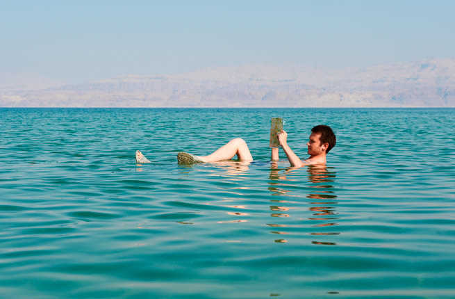 3 Float in the Dead Sea - Ultimate Experiences in Israel